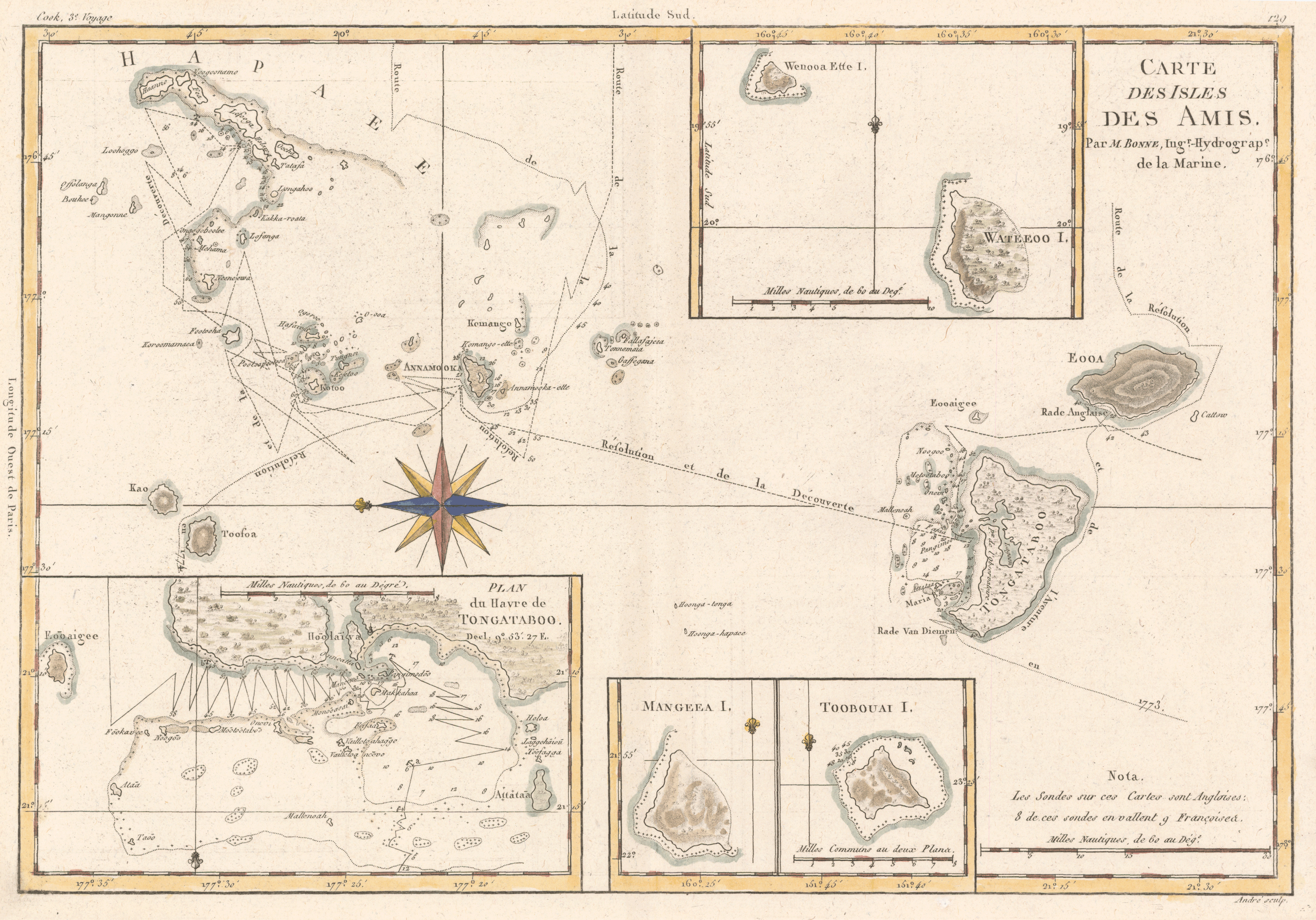 James Cook: Third Voyage on map of seychelles, map of bali, map of switzerland, map of fiji, map of moorea, map of brazil, map of thailand, map of costa rica, map of pacific ocean, map of bora bora, map of malaysia, map of south pacific, map of bahamas, map of carribean, map of spain, map of hawaii, map of kwajalein, map of new zealand, map of french polynesia, map of austrailia,